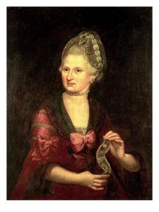 Anna Maria Pertl Mozart