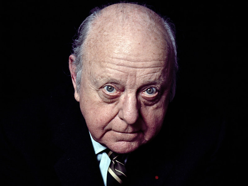 Virgil Thomson in 1972
