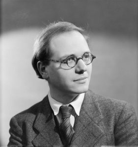 Messiaen in 1937, at the age of 29