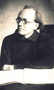 Messiaen in 1946