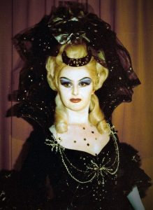 Edita Gruberová as the Queen of the Night, from Mozart's The Magic Flute