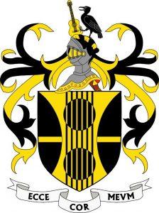 Sir Paul McCartney's coat of arms