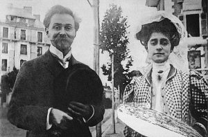 Scriabin and Tatiana Schloezer