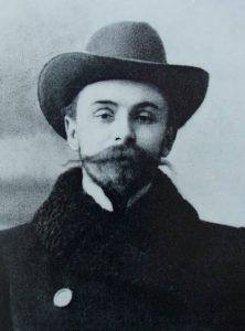 Alexander Scriabin in 1903
