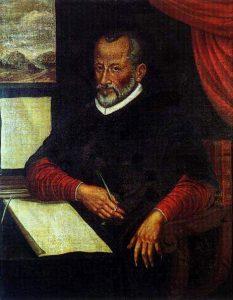 Giovanni Pierluigi da Palestrina (1525-1593)