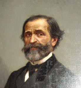 Giuseppe Verdi in 1873