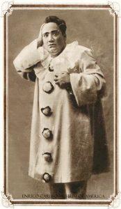 """Enrico Caruso performing """"Vesti la giubba"""""""