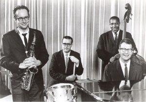 The Dave Brubeck Quartet circa 1962