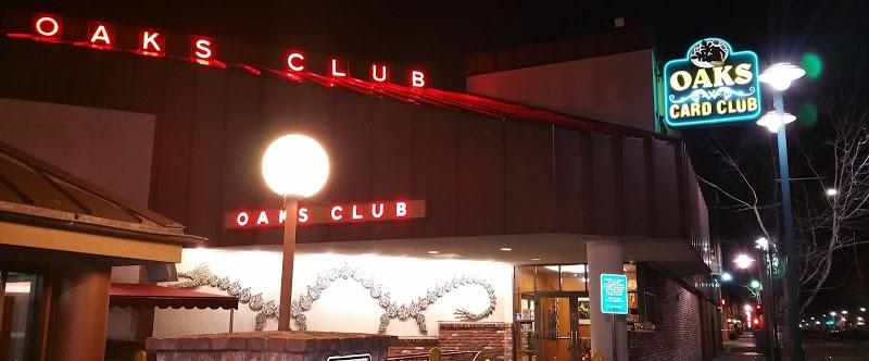 The Oaks Card Club