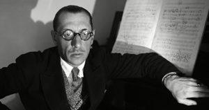Igor Stravinsky in 1929, age 47