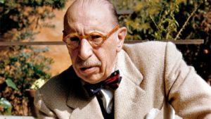 Stravinsky circa 1957