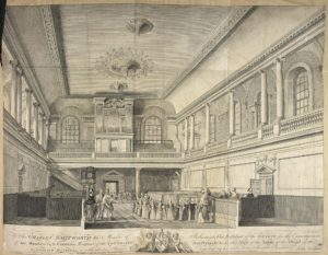 Chapel of the London Foundling Hospital, Holborn