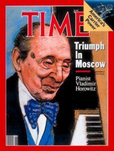 Cover of Time magazine, May 5, 1986
