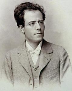 Gustav Mahler in 1898