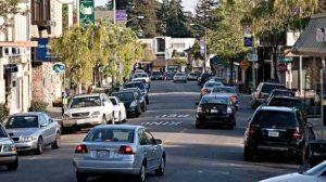 Montclair Village, Oakland, California