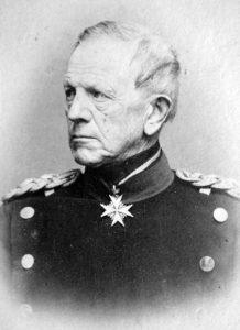 Field Marshal Helmuth Karl Bernhard Graf von Moltke