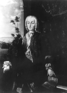 The only known image of Bartolomeo Cristofori