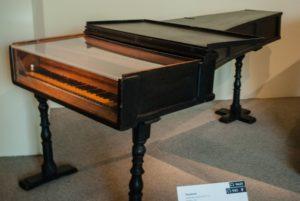 The oldest surviving Cristofori piano