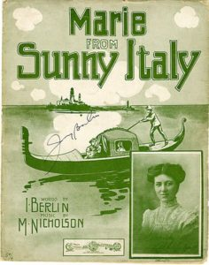 Marie from Sunny Italy