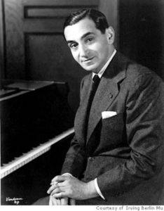 Irving Berlin, circa 1935