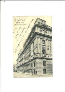 The Loew Sanitarium, Mariannengasse 20, Vienna
