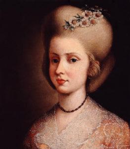 Maria Aloysia Antonia Weber Lange (1760-1839)