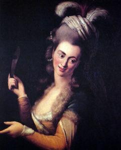 Aloysia Weber as Zémire
