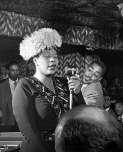 Ella Fitzgerald in 1947