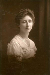 Bessie Hurwitz Greenberg in 1916