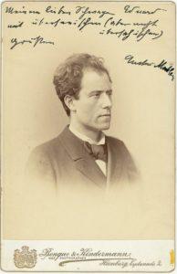 Mahler ca. 1896