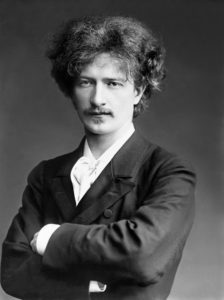 Ignacy Jan Paderewski (1860-1941) circa 1888