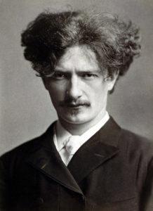 Ignacy Jan Paderewski circa 1889
