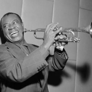 Louis Armstrong circa 1950