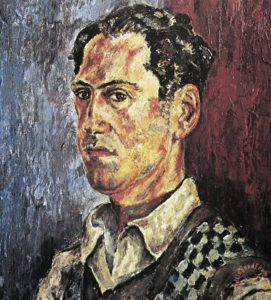 George Gershwin, self-portrait, 1936