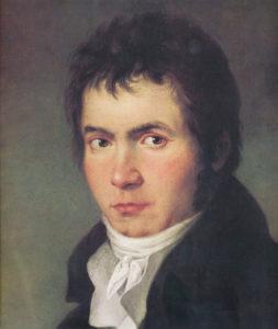 Ludwig van Beethoven circa 1806