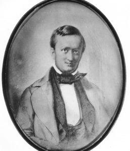 Richard Wagner in 1849