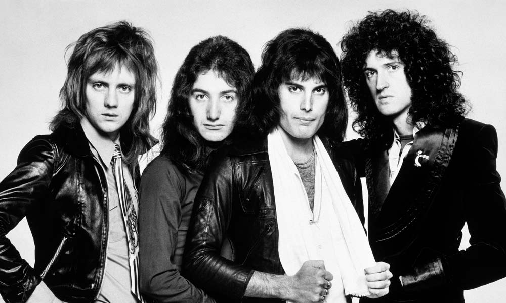 Queen, circa 1975