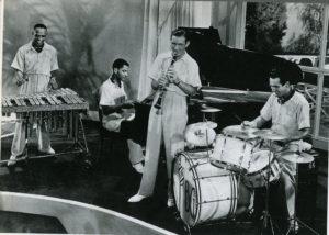 The Benny Goodman Quartet in 1937