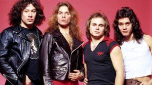 Van Halen, original personnel