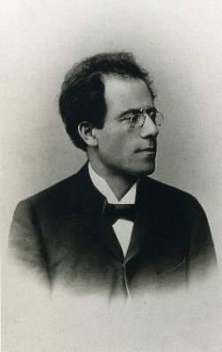 Gustav Mahler in 1903