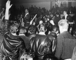 Bill Haley and his Comets at the Berlin Sportspalast