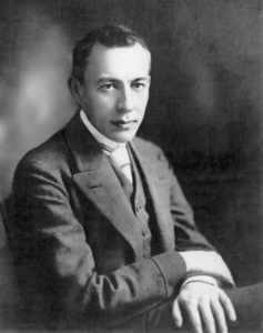 Sergei Vasilyevich Rachmaninoff in 1902