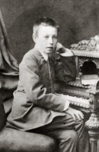 Rachmaninoff at ten