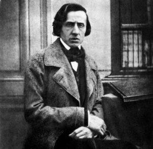 Frédéric Chopin in 1847