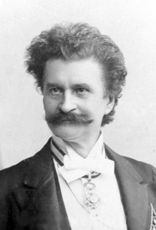 Johann Strauss Jr. photograph
