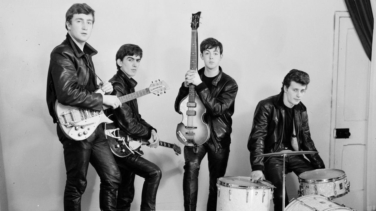 The Beatles, circa 1961