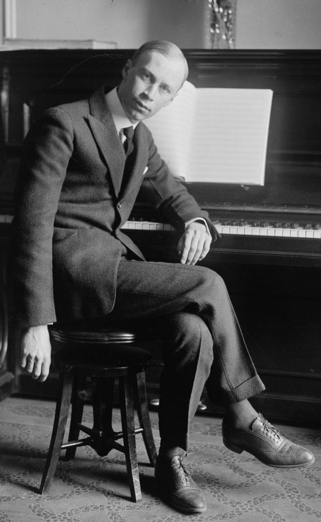 Sergei Sergeyevich Prokofiev