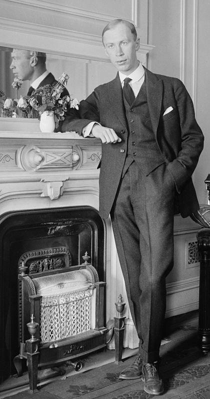 Prokofiev in 1918