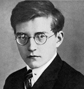 Dmitri Dmitriyevich Shostakovich in 1925