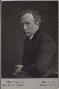 Richard Strauss (1864-1949) in 1911